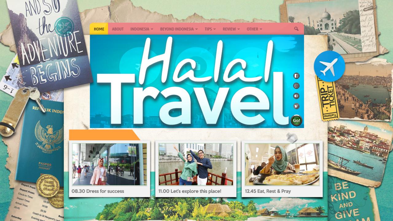HALAL TRAVEL日本エピソード第5回目放送!